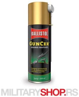 Keramičko ulje za oružje GunCer Ballistol