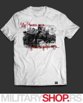 Iz Čikaga moji bela majica