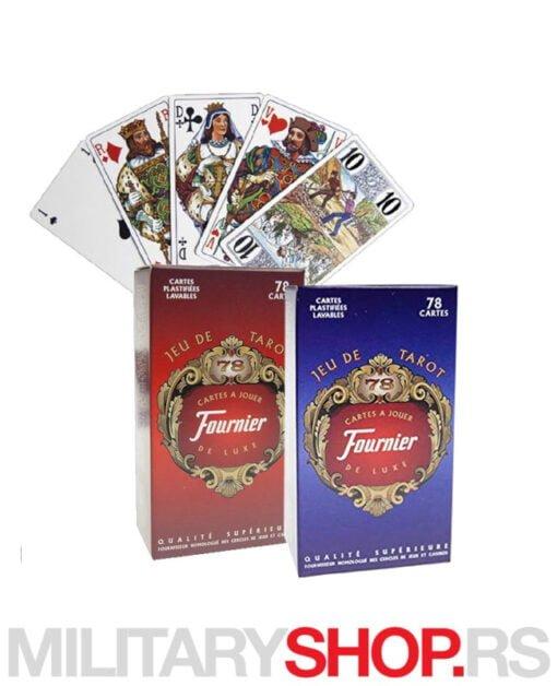 Karte za igranje Fournier Jeu De Tarot