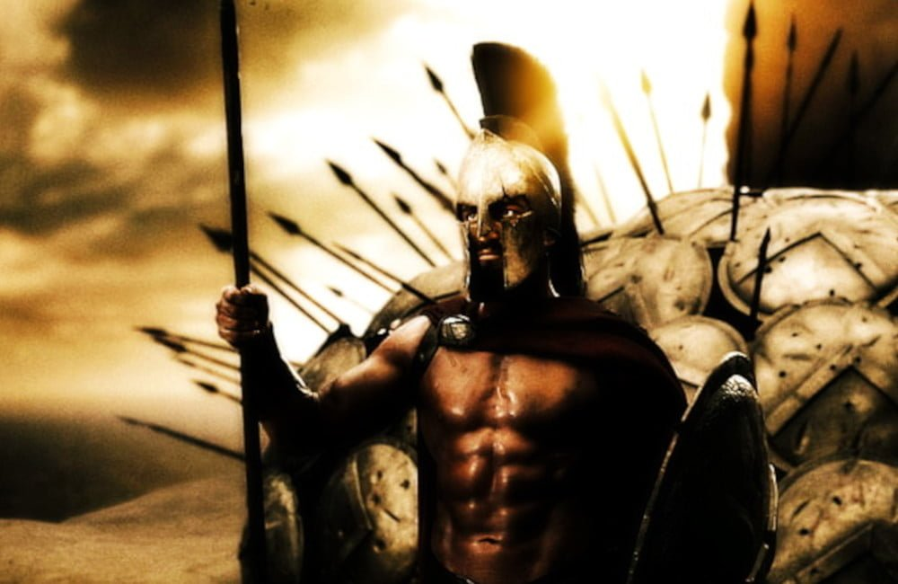 Trening i obuka spartanskih vojnika
