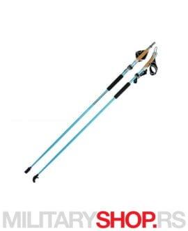 Trekking štapovi Gymstick Force 125 cm