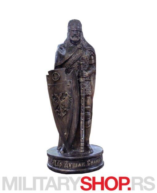 Statua srpskog cara Dušana
