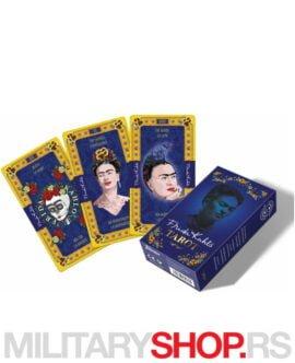 Tarot karte Frida Khalo