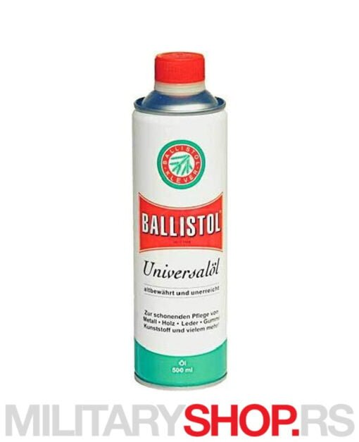 Klever ulje za impregnaciju Ballistol 500ml