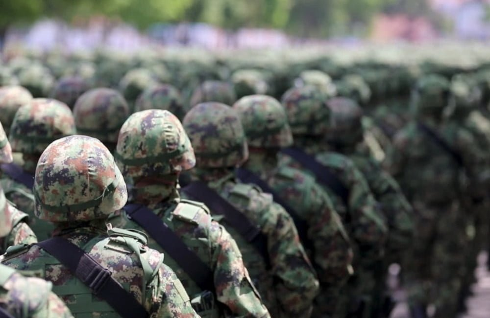Zanimljivosti iz vojničke terminologije