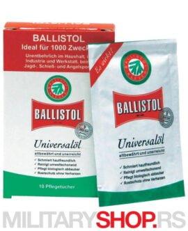 Klever maramica za održavanje oružja Ballistol