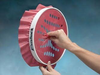 TheraBand Goblen guma za vežbe šake