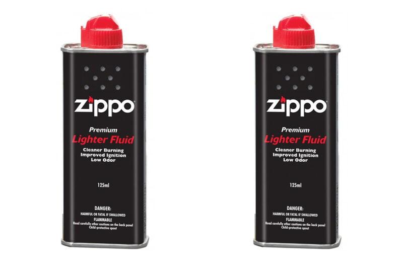 Kako sipati benzin u Zippo upaljač