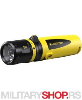 Džepna baterijska lampa Ledlenser EX7