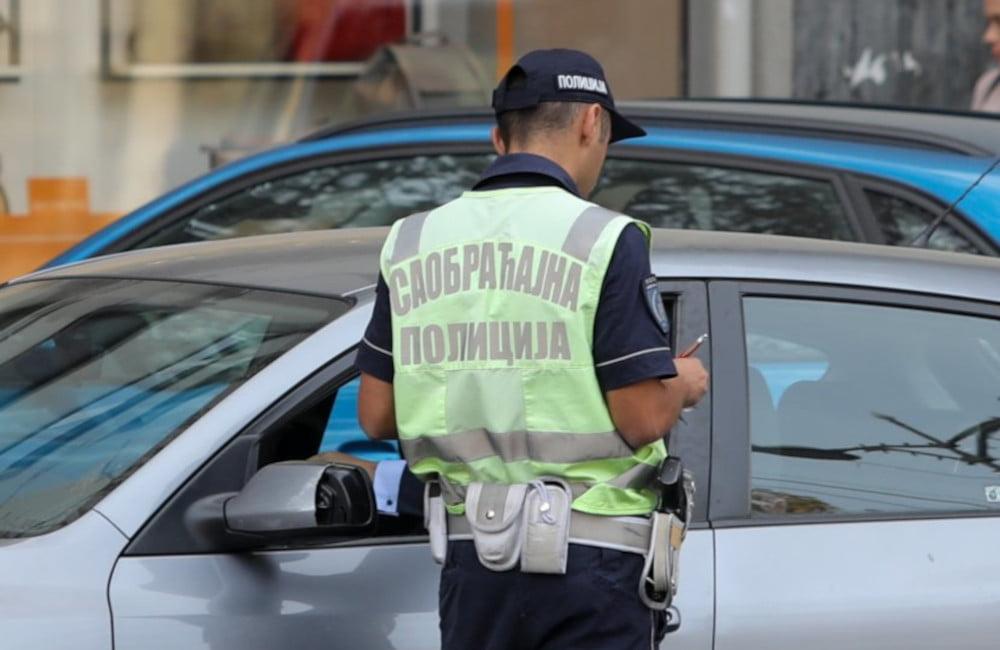 Pravilnik vršenja kontrole u saobraćaju