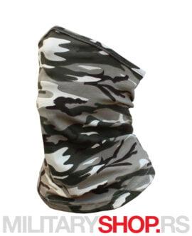Moto bandana skarf Amazon kamuflaža