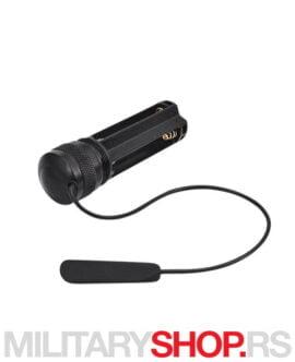 Mikroprekidač TT za lampe Led Lenser