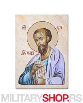 Ikona Svetog Petra na kamenu