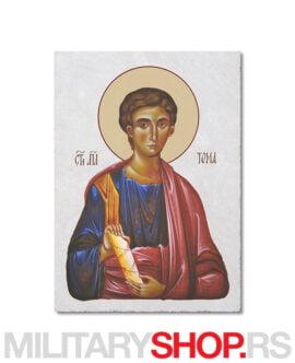 Sveti apostol Toma ikona na Kamen