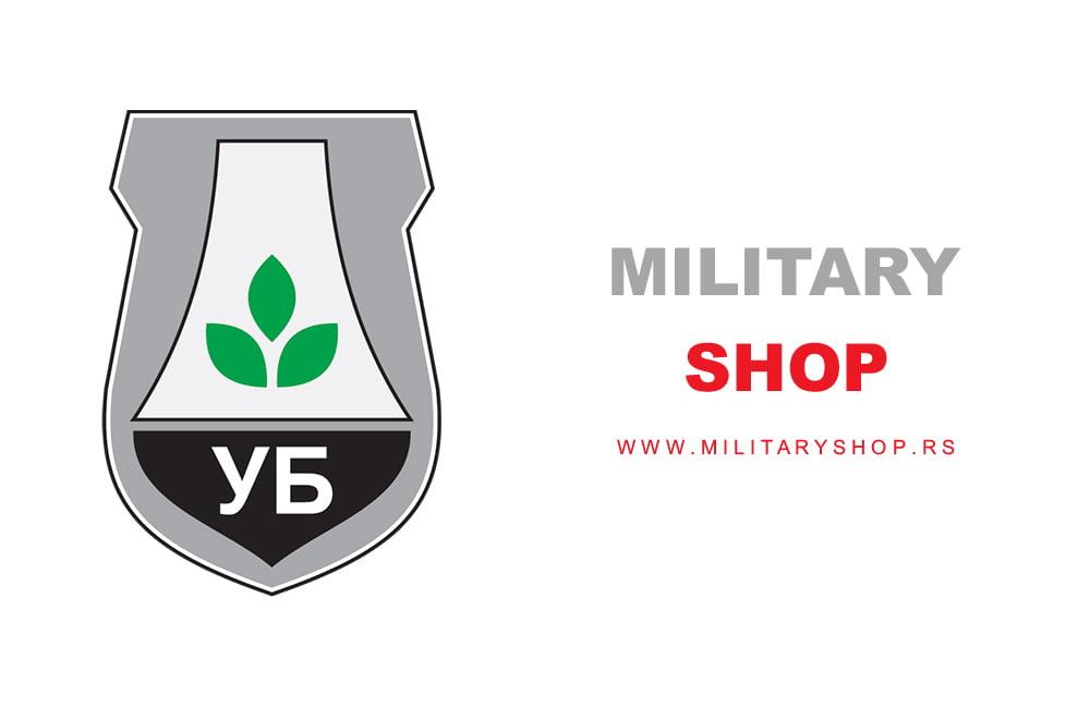 Opština Ub i Military Shop potpisali ugovor o isporuci robe 18.12.2020.