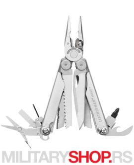 Alat multitool Leatherman WAVE Plus Silver