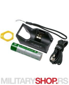 Led Lenser i9R Iron baterijska lampa