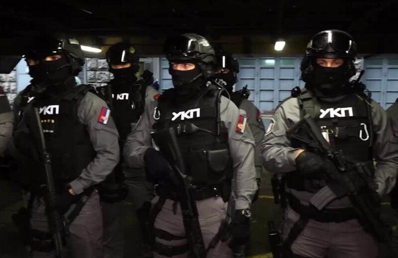 Službe u okvirima kriminalističke policije