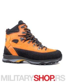Kožne trekking patike 230 Xtravel Orange