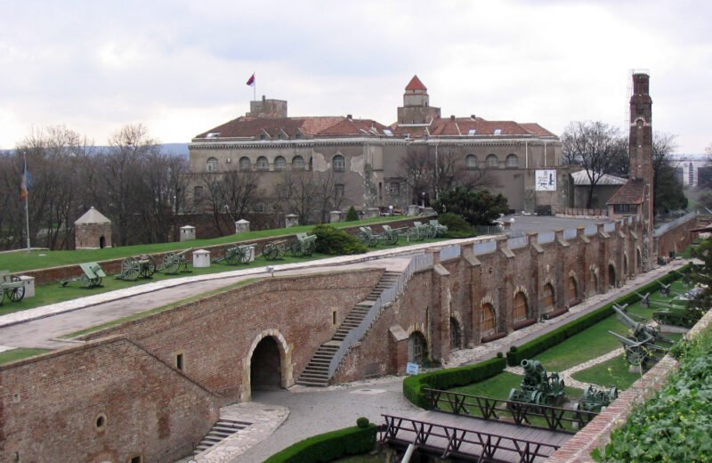Vojni muzej na Kalemegdanu