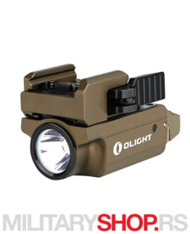 Lampa za pištolj Olight PL-MINI-2 Valkyrie kojot
