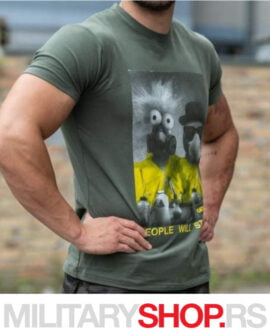 Majice zelene boje People Will Stare