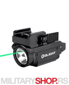 Taktička lampa sa laserom Olight Baldr Mini