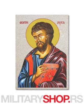 Sveti Luka ikona na kamenu