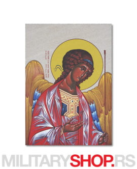 Ikona Svetog Mihaila na kamenu