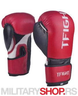 TFight Protekt bokserske rukavice 10oz crvene