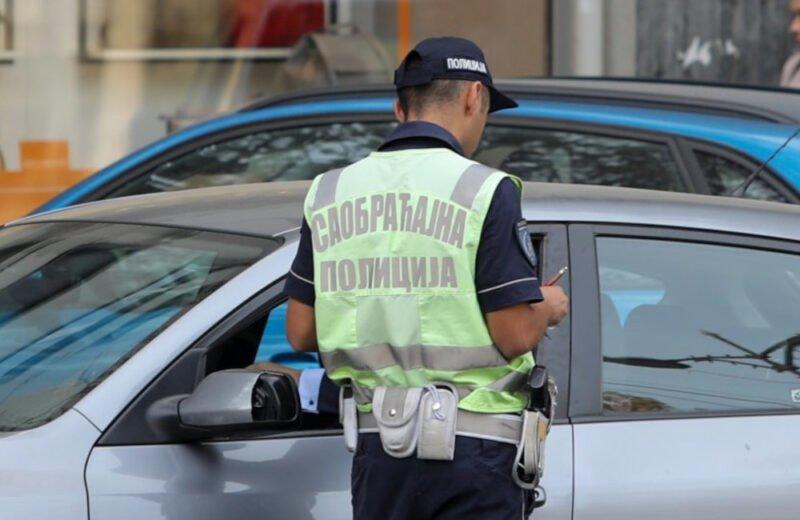 Saobraćajna policija i protokol sa stranim diplomatama