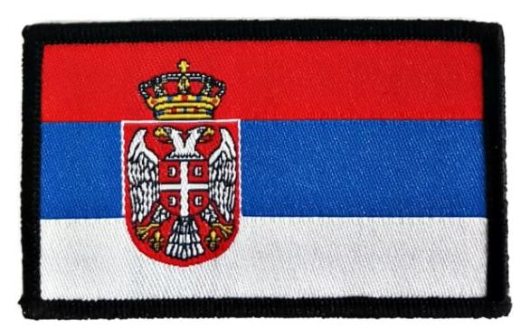 Amblem Zastava Srbije