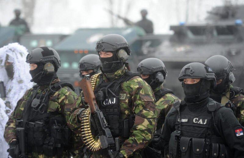 Dodatni delovi interventne uniforme