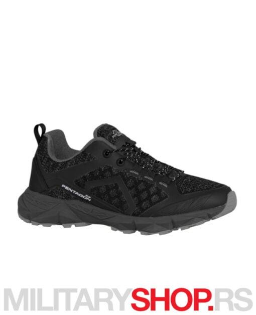 Patike za trčanje crne Pentagon Kion