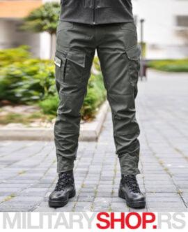 Kombat pantalone olive zelene Predator