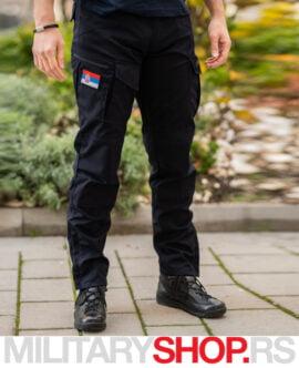 Predator taktičke pantalone teget plave