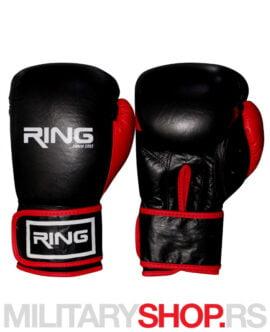Kožne rukavice za boks 10oz Ring Red