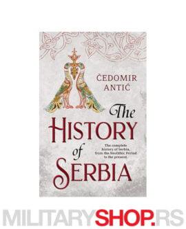 The History of Serbia Čedomir Antić