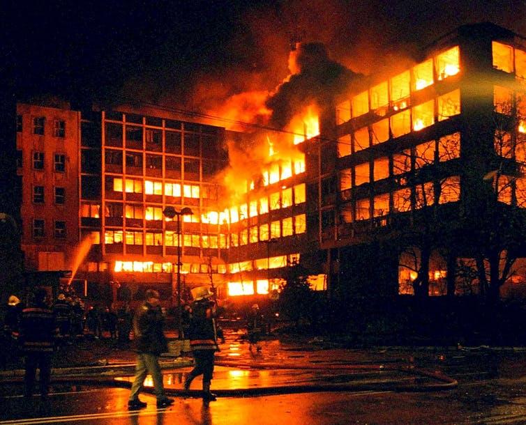 NATO bombardovanje SR Jugoslavije 1999.