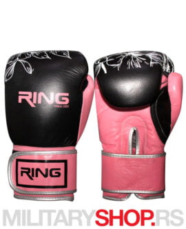 Bokserske rukavice roze boje 10oz Ring