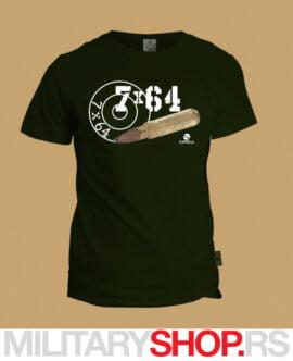 Lovačka majica kalibar 7×64 Caprella