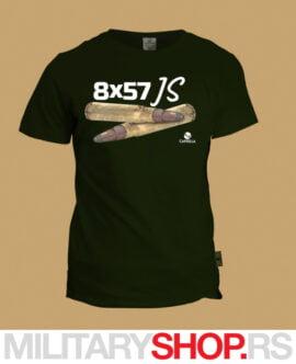 Majica kalibar 8×57 JS Caprella