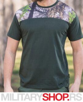 Majica sa maskirnim detaljima Caprella Camo
