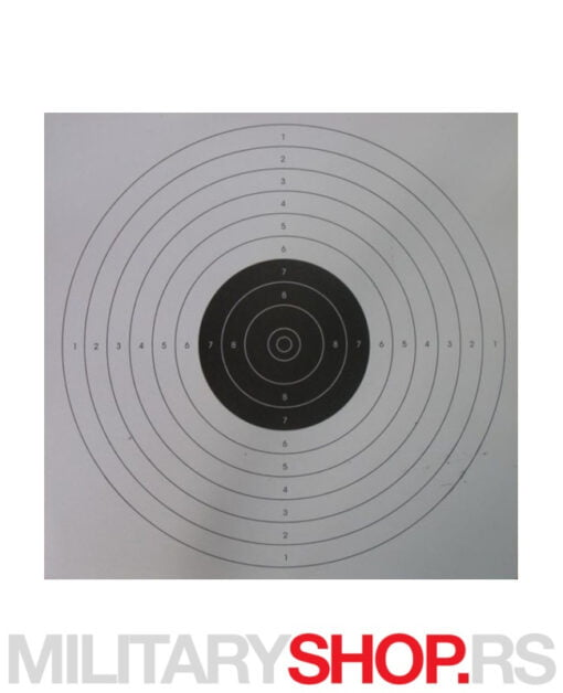 Mete za vazdušnu pušku Norconia 10x10