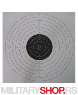 Papirne mete za vazdušno oružje Norconia 14×14