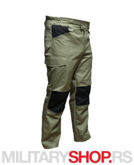Lovačke pantalone Caprella Vietnam II zeleno-crne