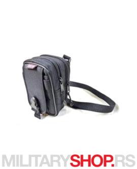 Muška torbica dupla Protector A6 Pouchpredstavlja kompaktnu torbu za svakodnevno nošenje.