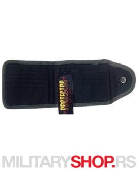 Novčanik crne boje Protector