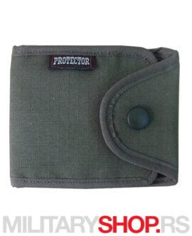 Novčanik zelene boje Protector