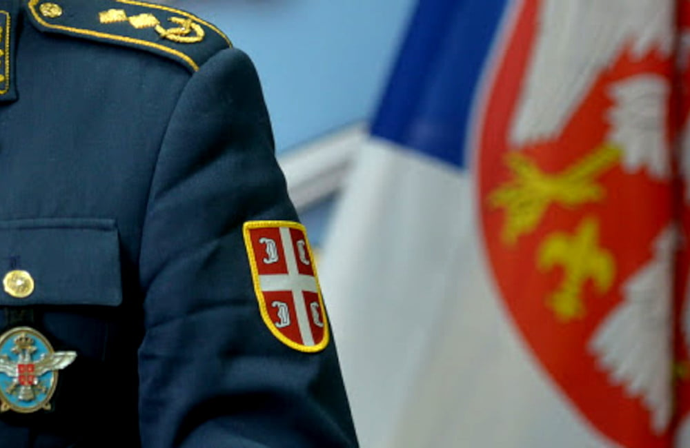 Činovi Vojske Srbije